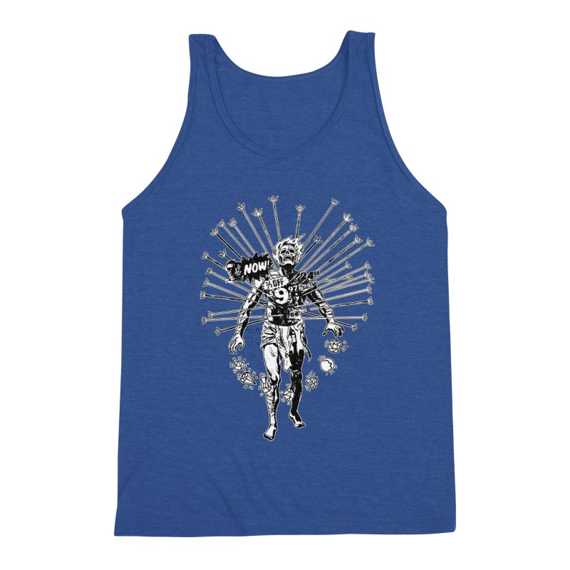 The Jewel Collector (two color) Men's Tank by Paul Rentler