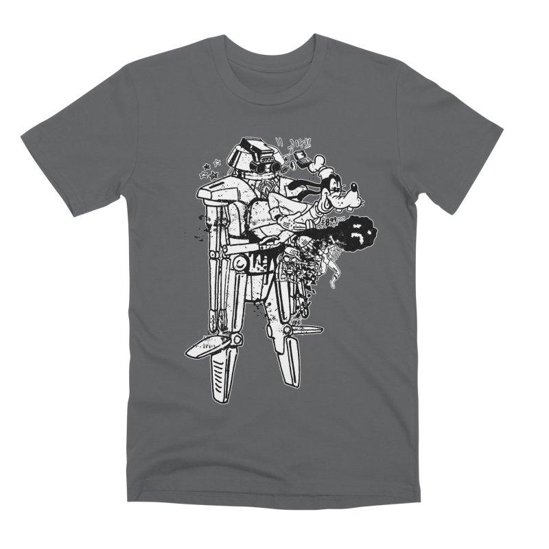Goffing Around Men's Premium T-Shirt by Paul Rentler