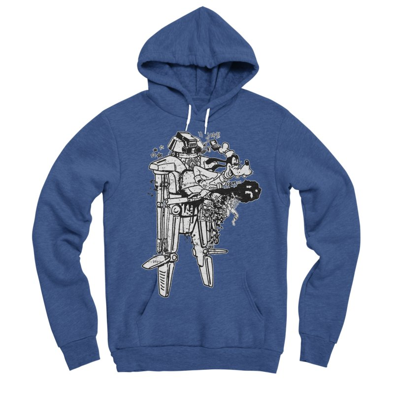 Goffing Around Men's Pullover Hoody by Paul Rentler