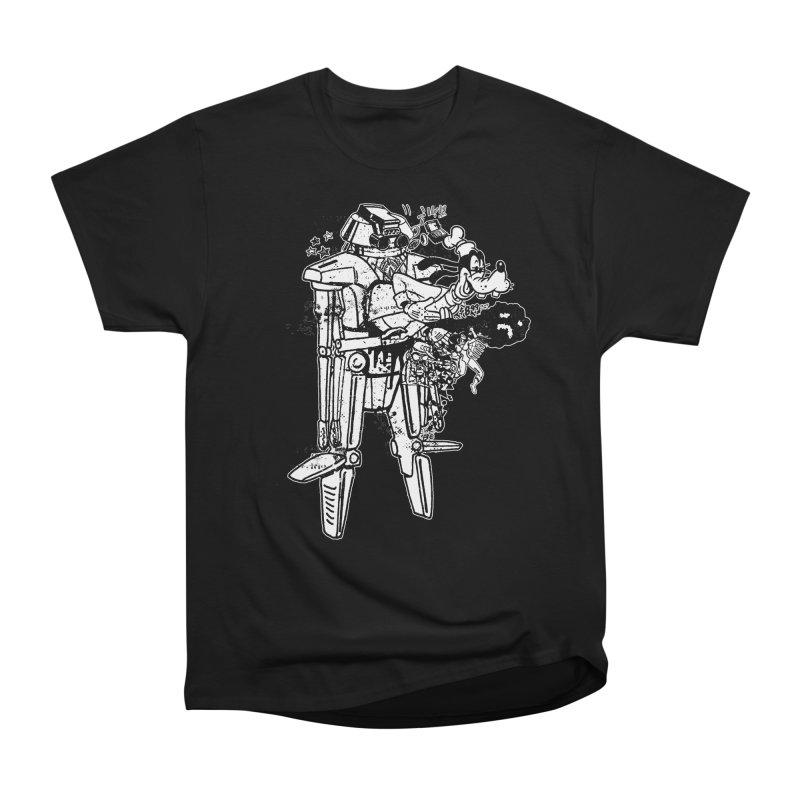 Goffing Around Women's Heavyweight Unisex T-Shirt by Paul Rentler