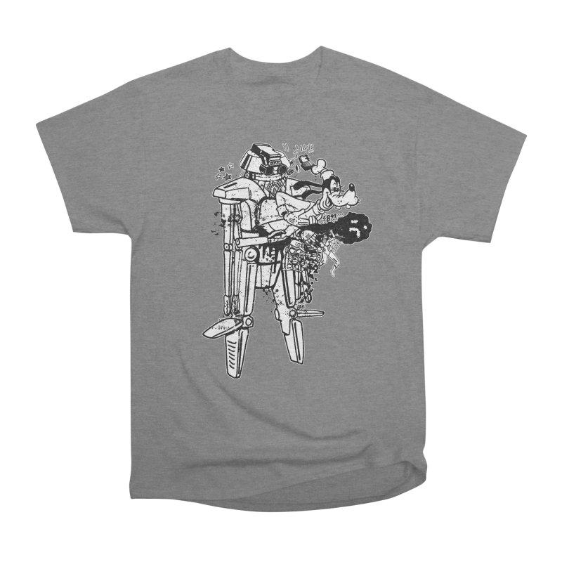 Goffing Around Men's Heavyweight T-Shirt by Paul Rentler