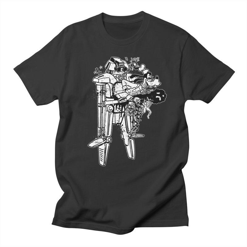 Goffing Around Men's T-Shirt by Paul Rentler