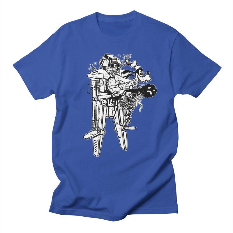 Goffing Around Women's Regular Unisex T-Shirt by Paul Rentler