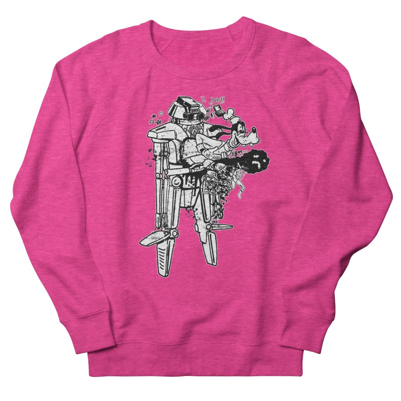 Goffing Around Women's Sweatshirt by Paul Rentler