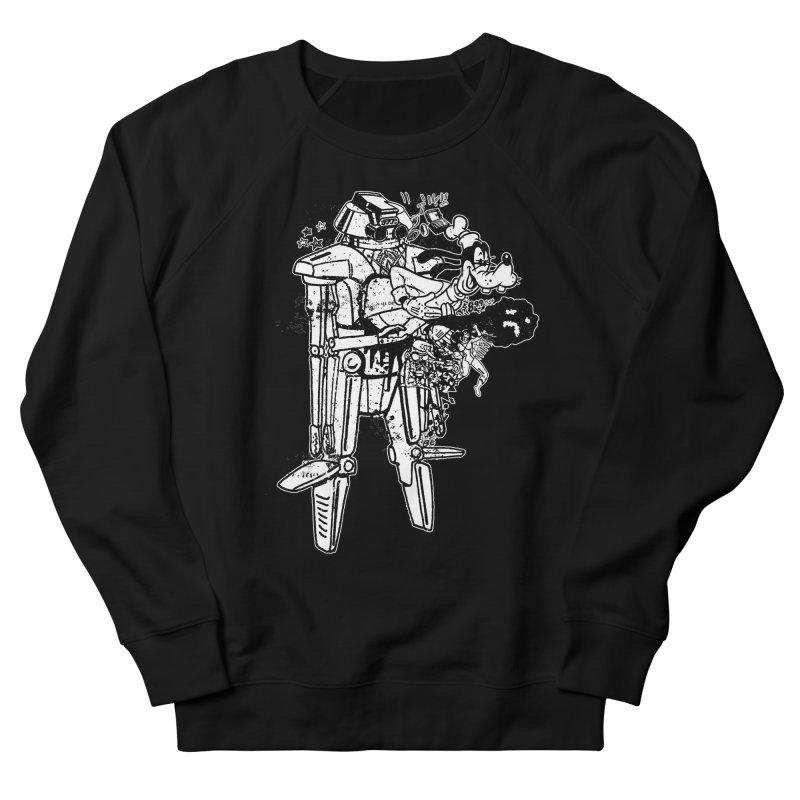 Goffing Around Men's Sweatshirt by Paul Rentler
