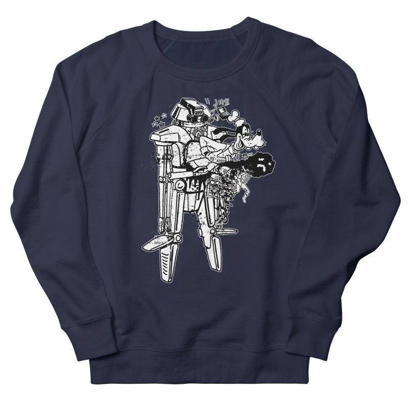 Goffing Around Men's Sweatshirt by Paul Rentler
