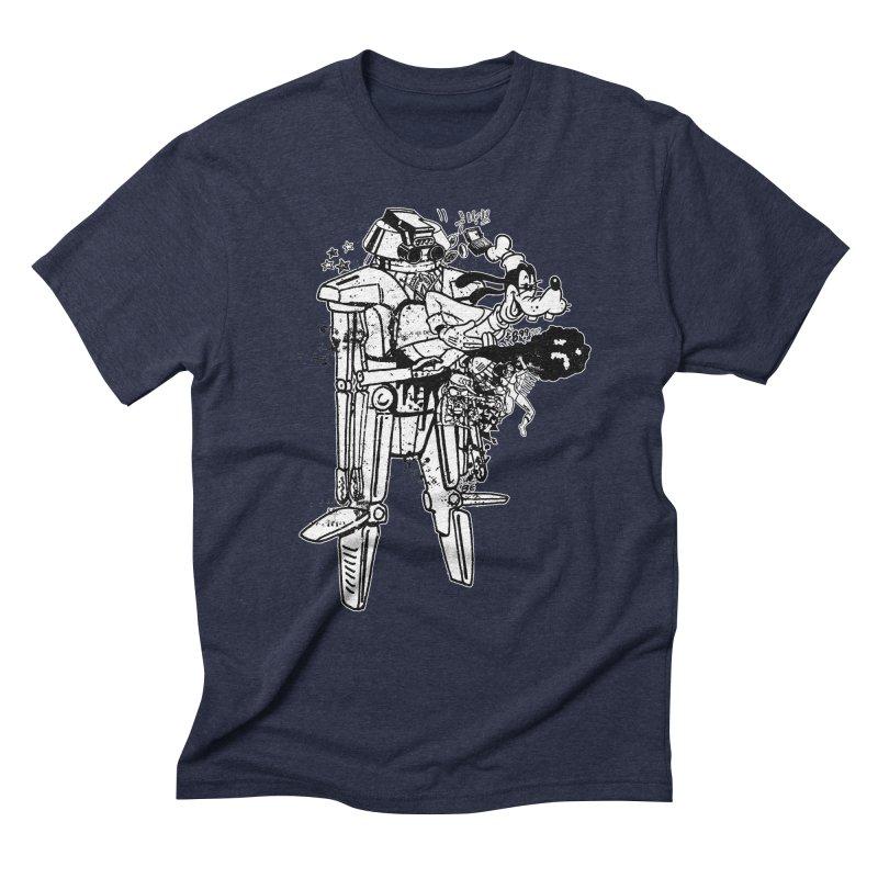 Goffing Around Men's Triblend T-Shirt by Paul Rentler