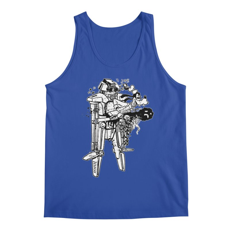 Goffing Around Men's Tank by Paul Rentler