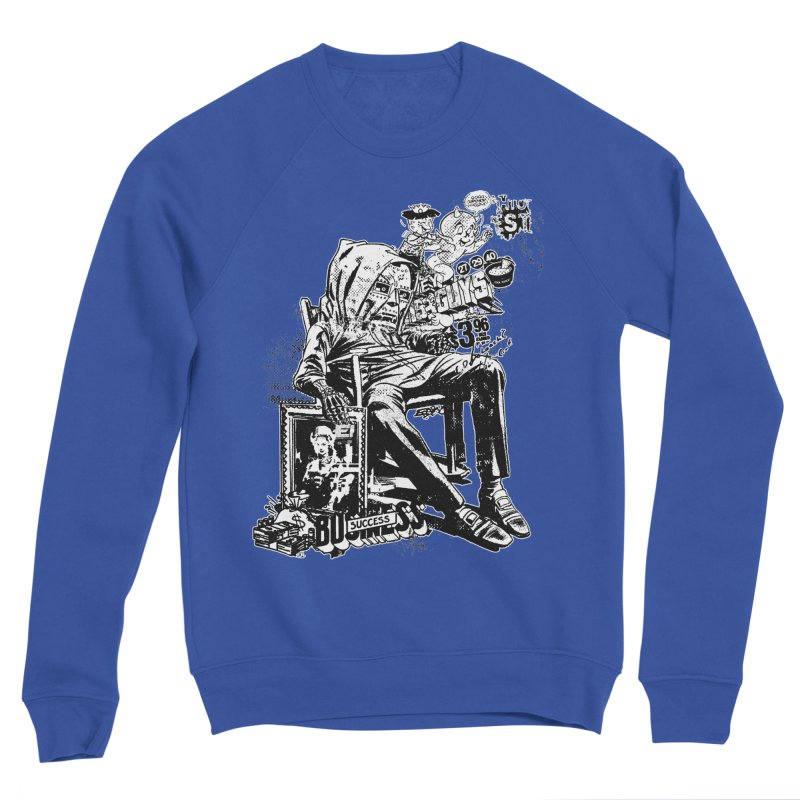 DOOMED (two color) Women's Sweatshirt by Paul Rentler