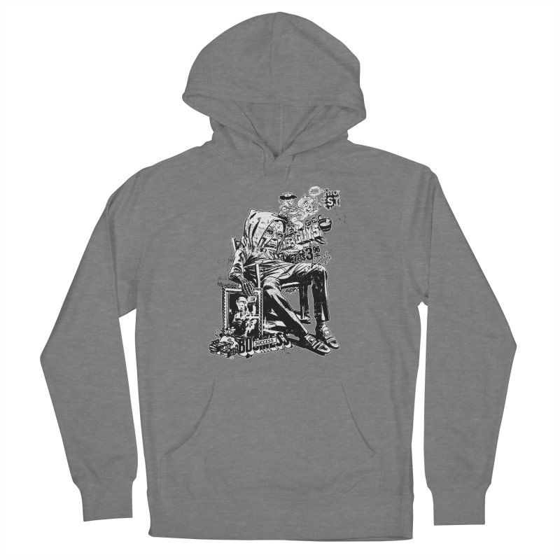 DOOMED (two color) Women's Pullover Hoody by Paul Rentler