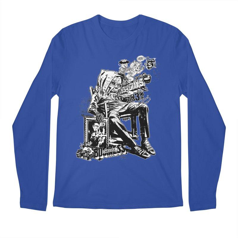 DOOMED (two color) Men's Regular Longsleeve T-Shirt by Paul Rentler