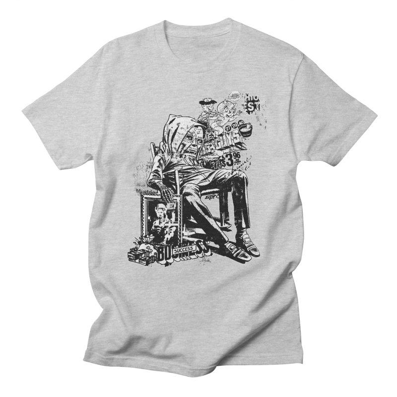 DOOMED (two color) Women's Regular Unisex T-Shirt by Paul Rentler