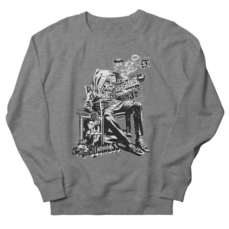 DOOMED (two color) Women's French Terry Sweatshirt by Paul Rentler