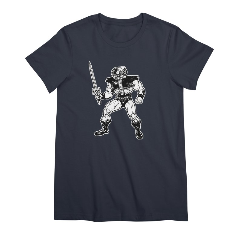 4CLOPS Women's Premium T-Shirt by Paul Rentler