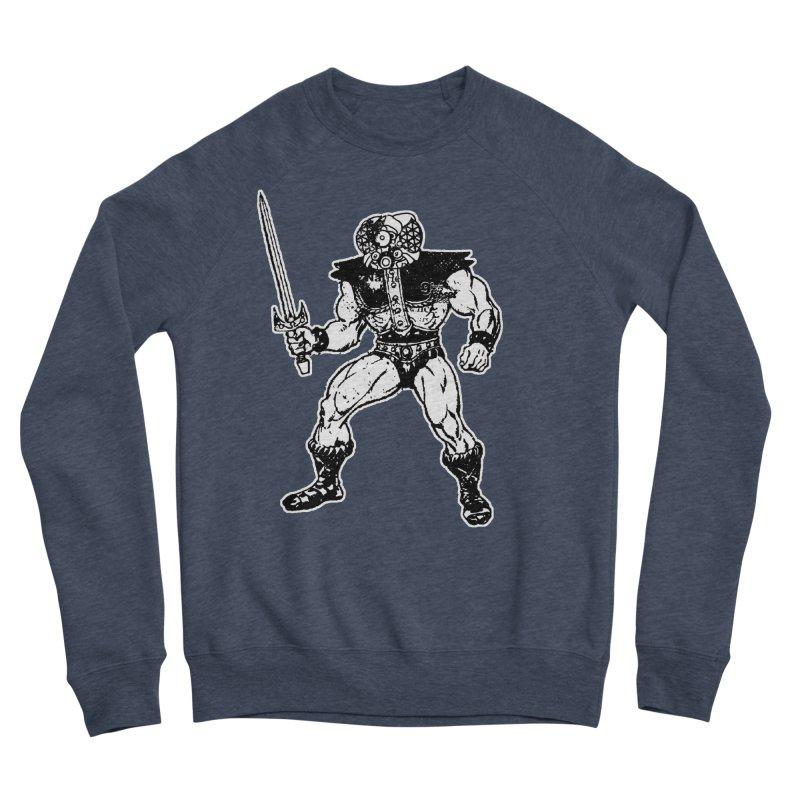 4CLOPS Men's Sponge Fleece Sweatshirt by Paul Rentler