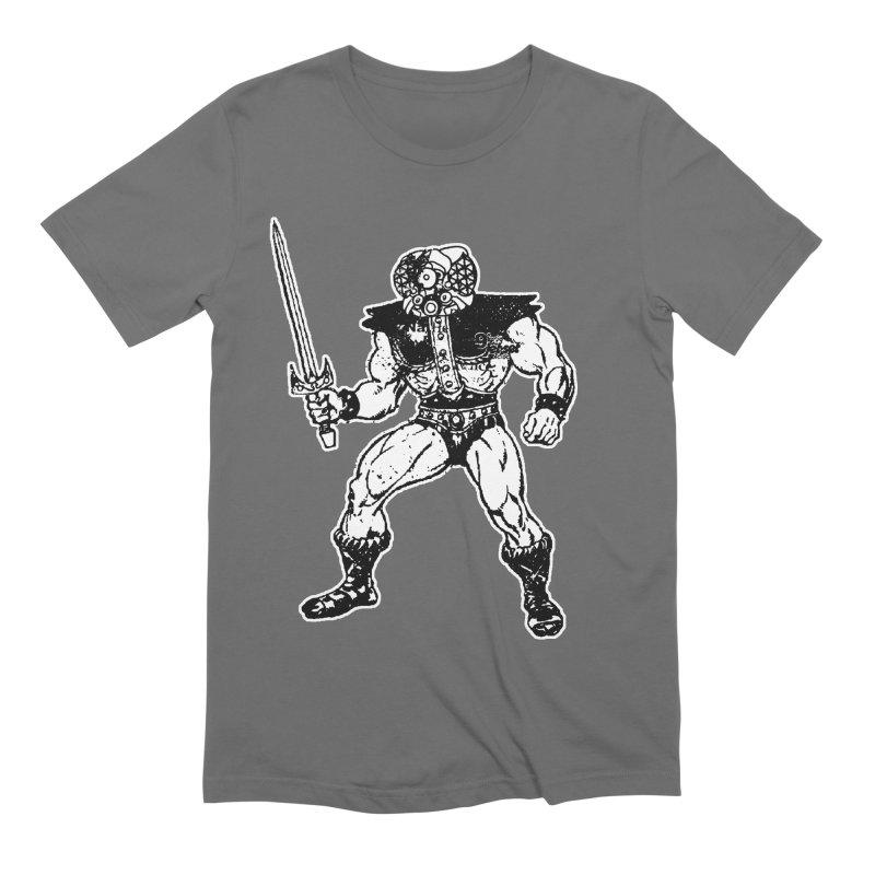 4CLOPS Men's T-Shirt by Paul Rentler