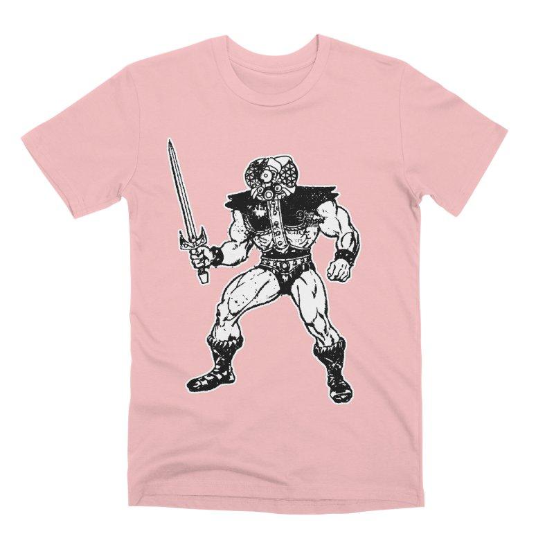 4CLOPS Men's Premium T-Shirt by Paul Rentler