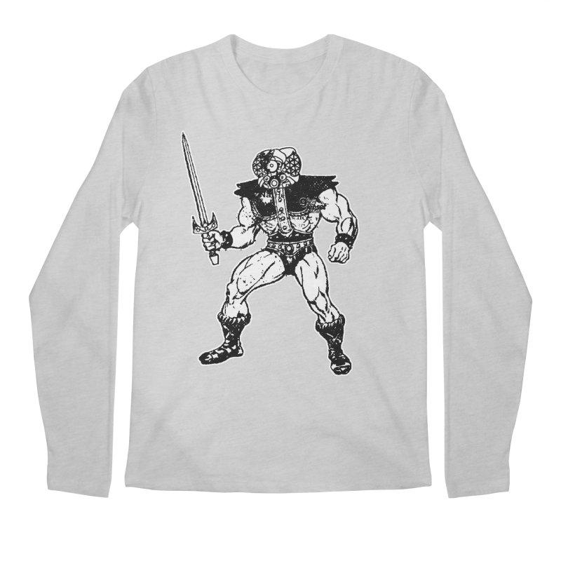 4CLOPS Men's Longsleeve T-Shirt by Paul Rentler