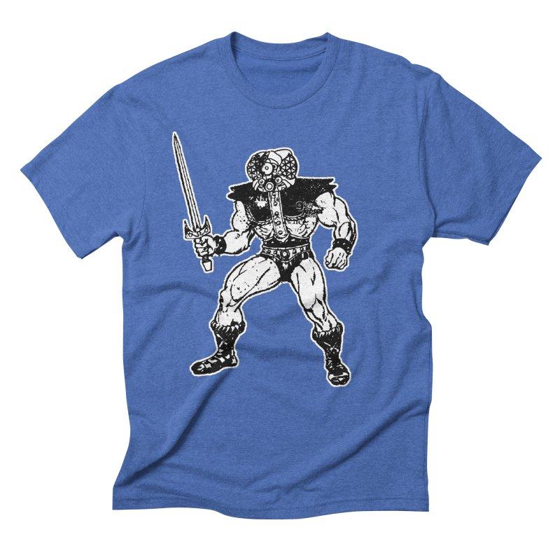 4CLOPS Men's Triblend T-Shirt by Paul Rentler