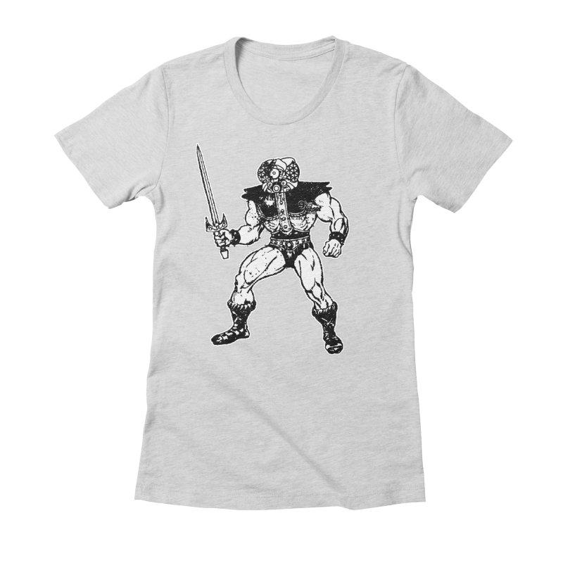 4CLOPS Women's T-Shirt by Paul Rentler