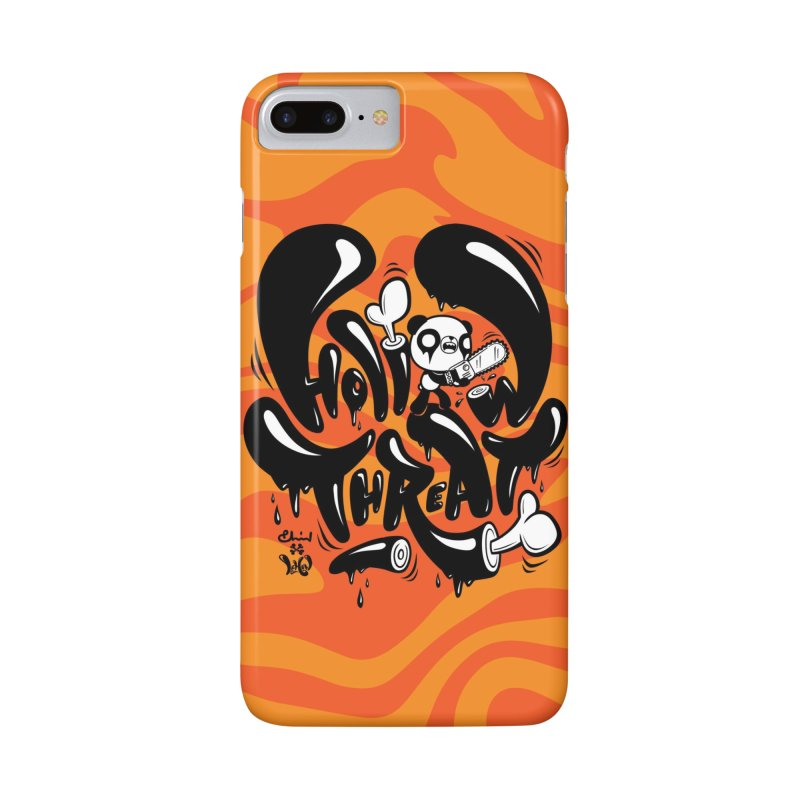 Hollow Threat (LEMON x Paul Shih) Accessories Phone Case by Paul Shih