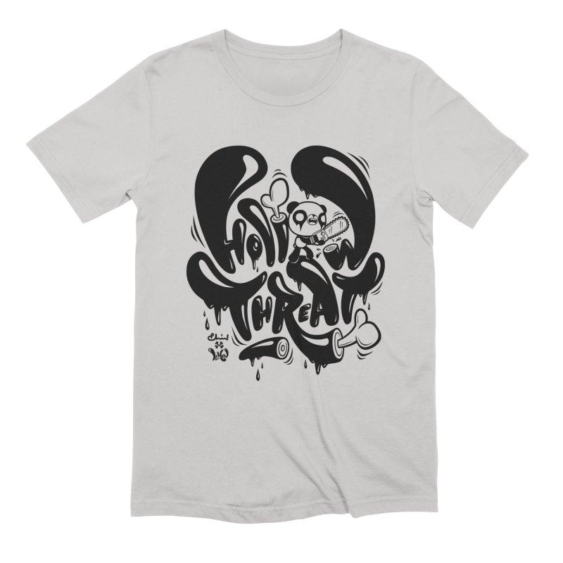 Hollow Threat (LEMON x Paul Shih) Men's T-Shirt by Paul Shih