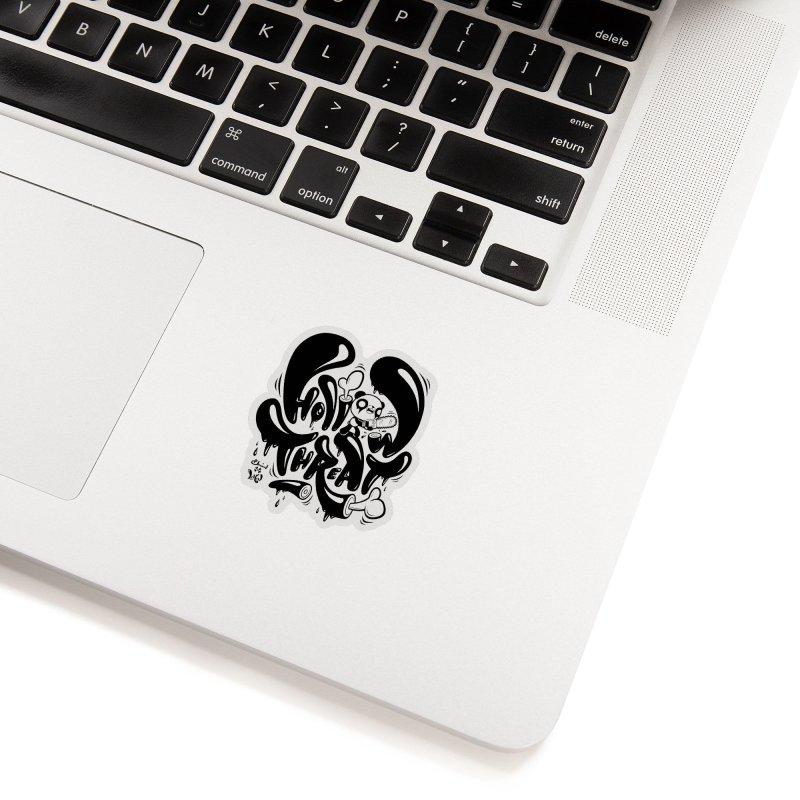 Hollow Threat (LEMON x Paul Shih) Accessories Sticker by Paul Shih