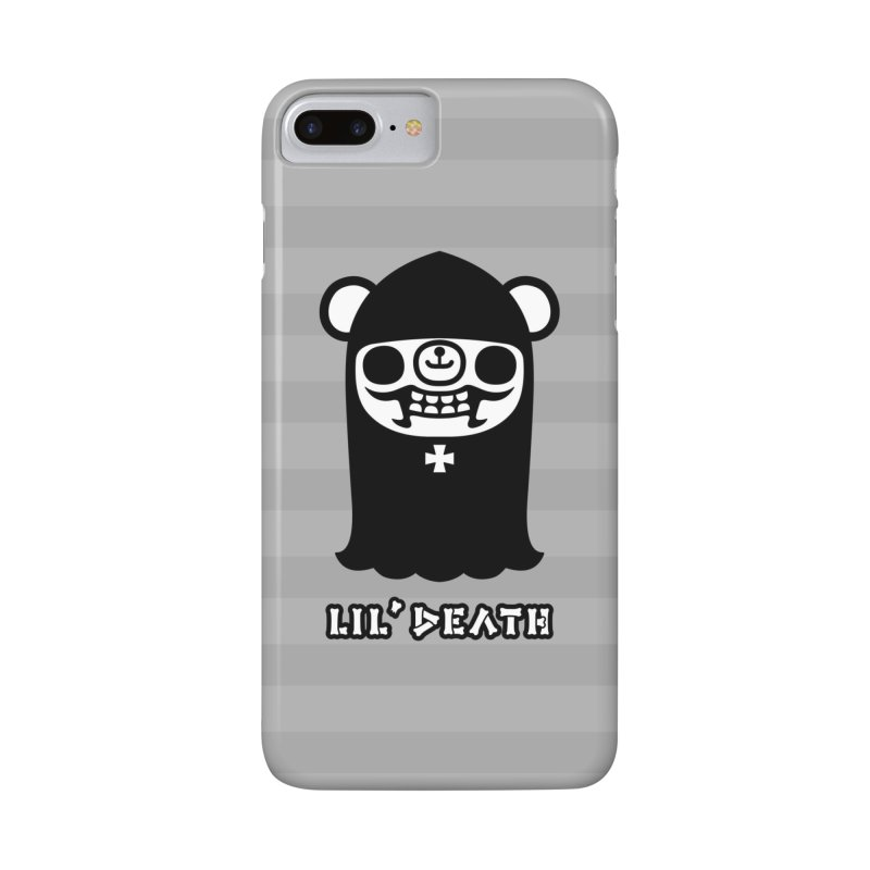 Lil' Death Accessories Phone Case by Paul Shih