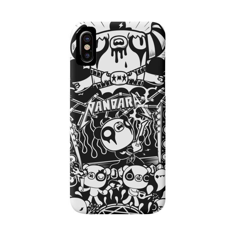 The World of Hollow Threat Accessories Phone Case by Paul Shih