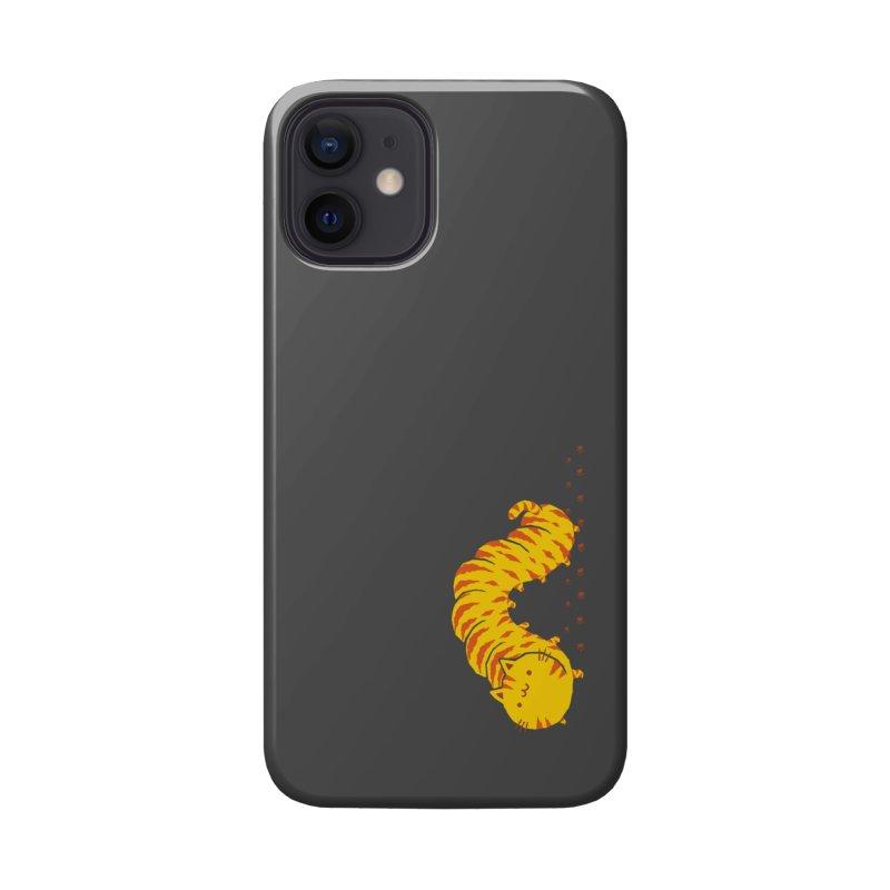 CAT-ERPILLAR Accessories Phone Case by Paul Shih