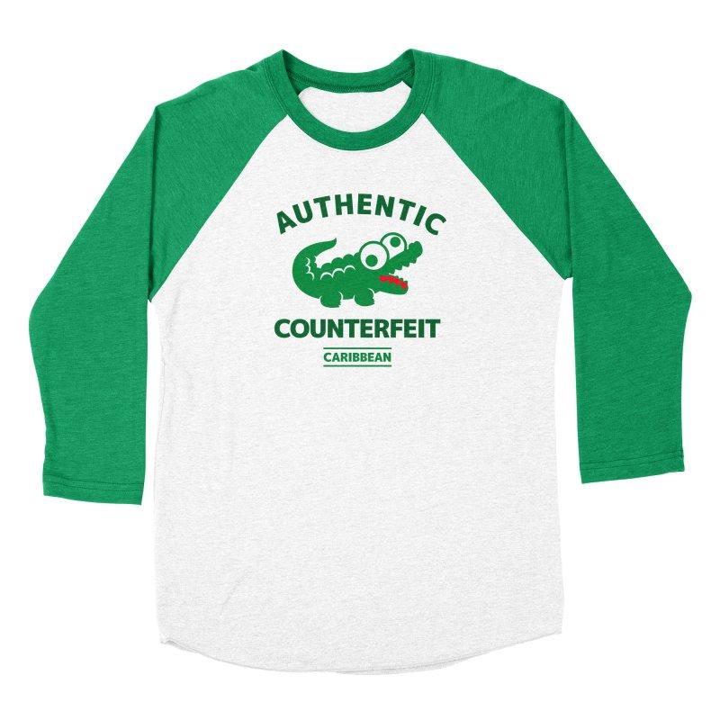 LACROCS - AUTHENTIC COUNTERFEIT Men's Longsleeve T-Shirt by Paul Shih