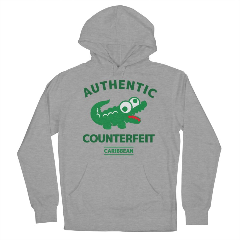LACROCS - AUTHENTIC COUNTERFEIT Women's Pullover Hoody by Paul Shih