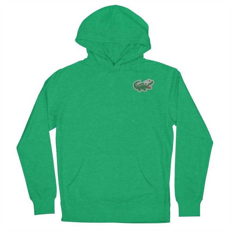 LACROCS Men's Pullover Hoody by Paul Shih