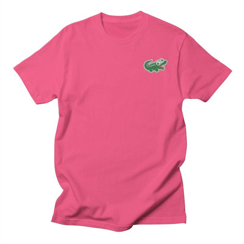 LACROCS Men's T-Shirt by Paul Shih