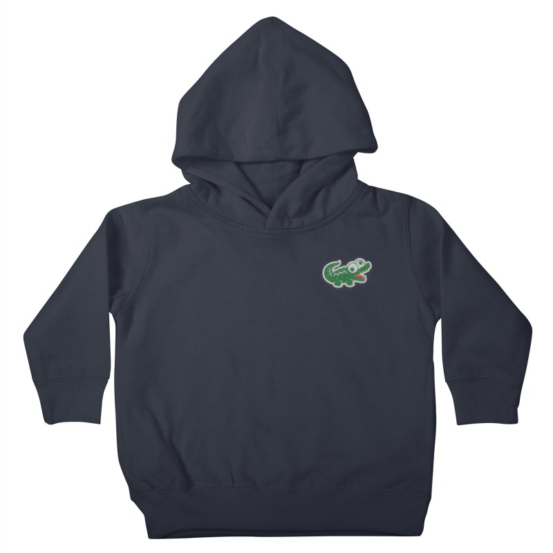 LACROCS Kids Toddler Pullover Hoody by Paul Shih