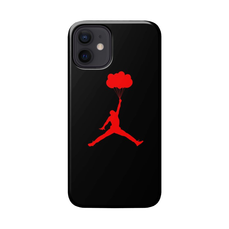 AIR MICHAEL Accessories Phone Case by Paul Shih