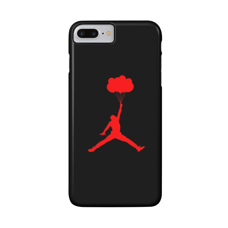AIR MICHAEL Accessories Phone Case by Paul Shih