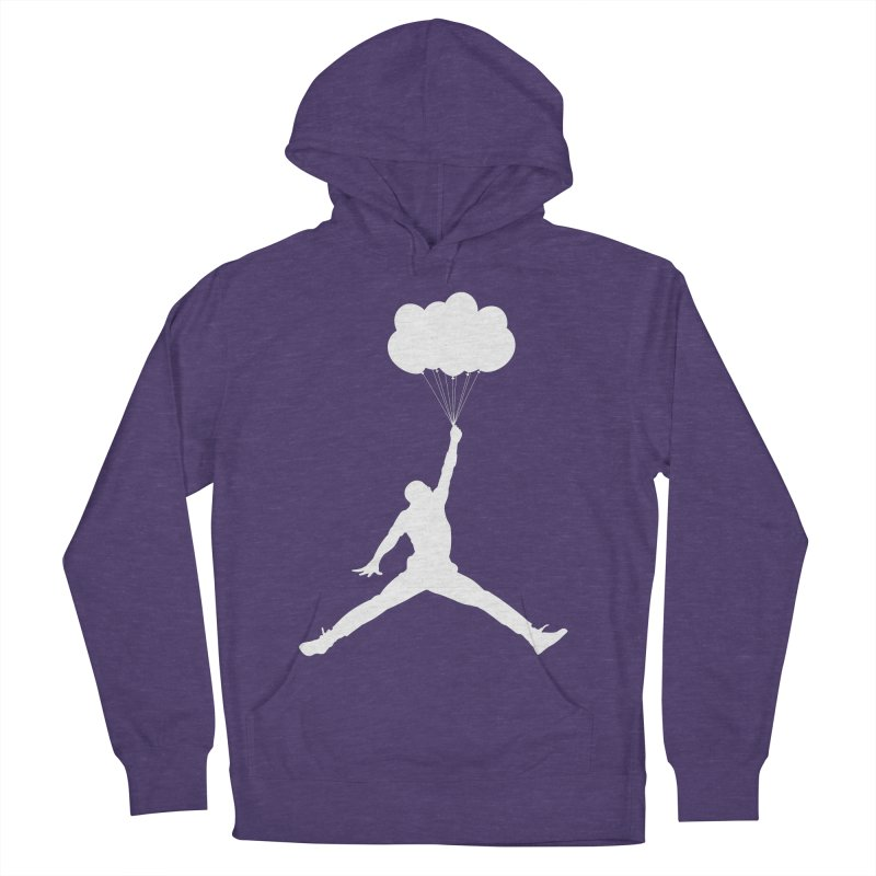 AIR MICHAEL Women's Pullover Hoody by Paul Shih