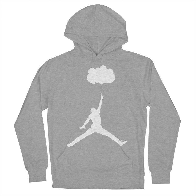 AIR MICHAEL Men's Pullover Hoody by Paul Shih