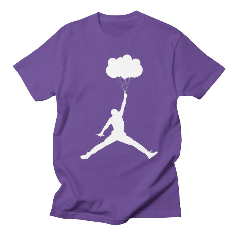 AIR MICHAEL Men's T-shirt by Paul Shih