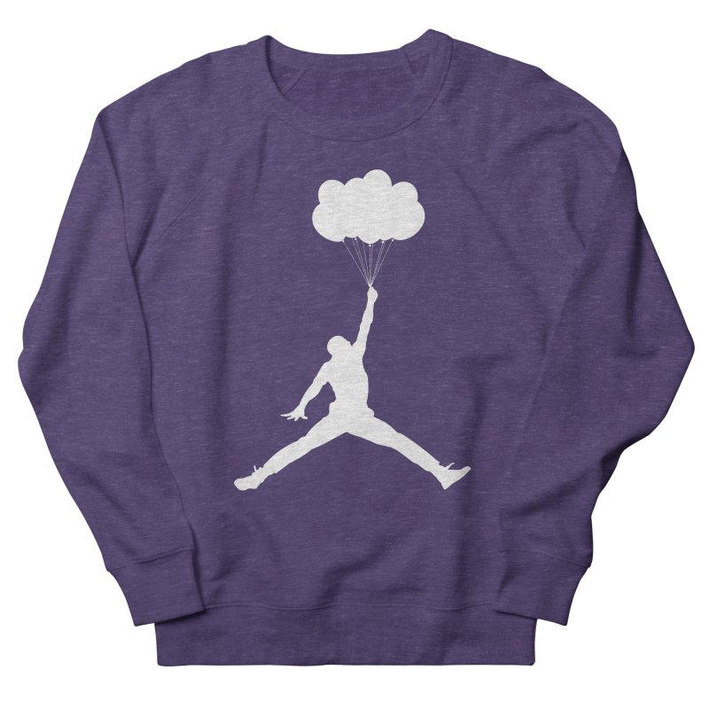 AIR MICHAEL Women's Sweatshirt by Paul Shih