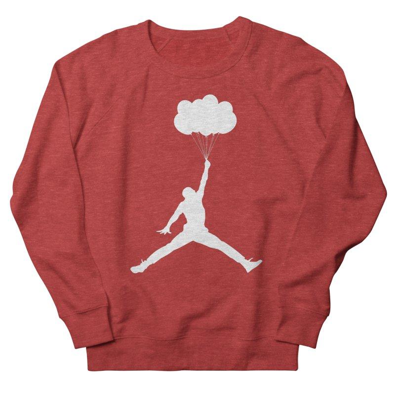 AIR MICHAEL Women's Sweatshirt by Paul Shih