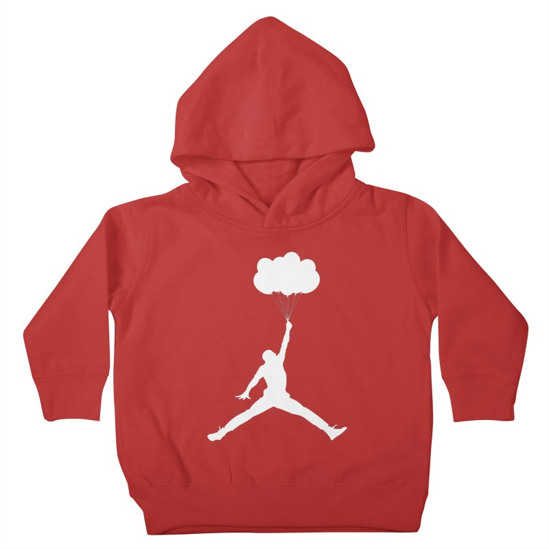 AIR MICHAEL Kids Toddler Pullover Hoody by Paul Shih