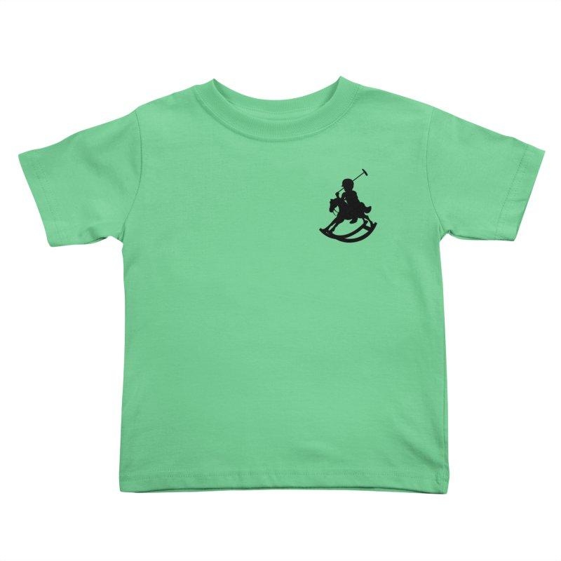 Kid Ralph Kids Toddler T-Shirt by Paul Shih