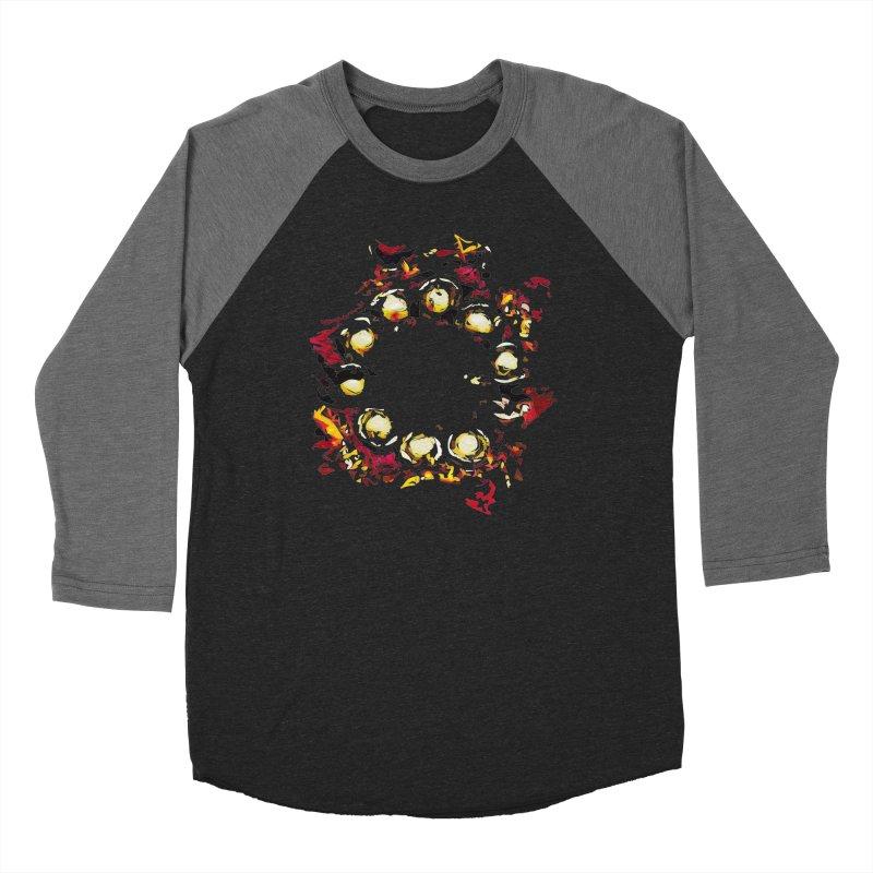 Decamarooon Women's Longsleeve T-Shirt by Irresponsible People Black T-Shirts