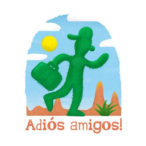 Design for Adiós amigos!