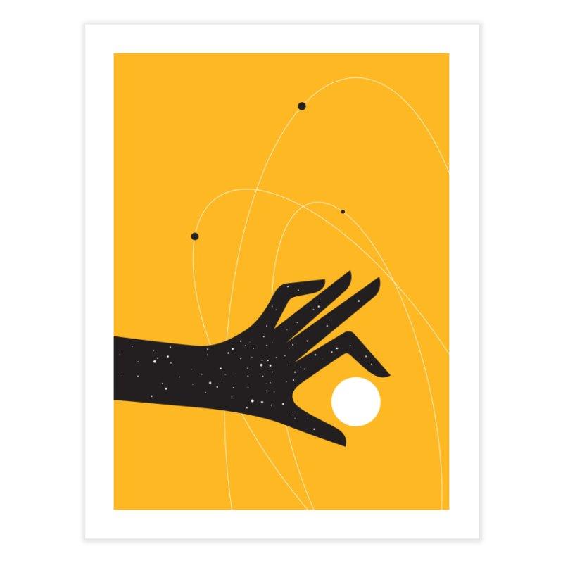 Stardust Home Fine Art Print by Art of Paul Tebbott