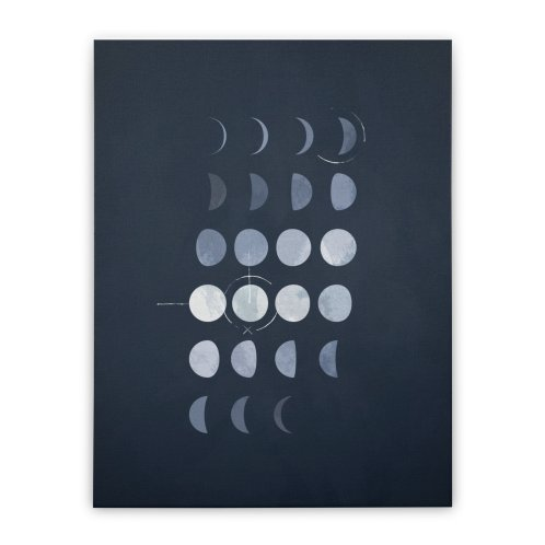 Design for Must Be The Moon