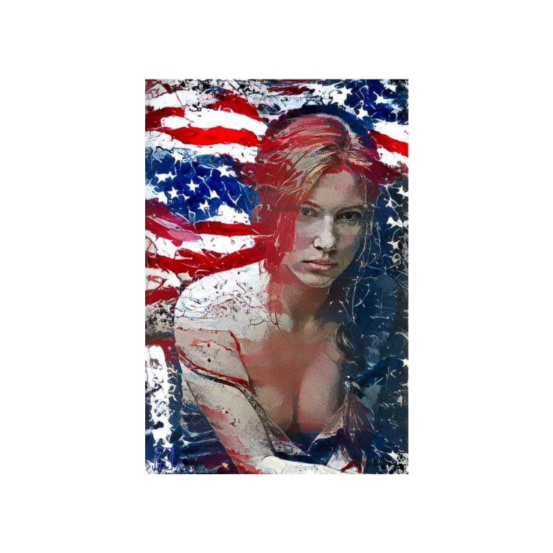 Miss America by PaulWhiteArt. The Store