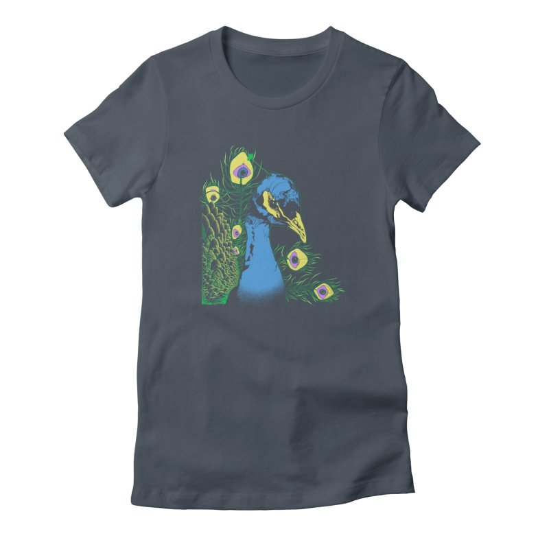 Fruit of the Plume Women's T-Shirt by pause's Artist Shop
